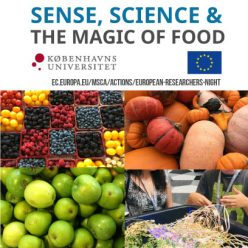 Sense, Science & the Magic of food